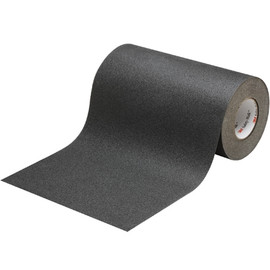 3M Safety-Walk Slip-Resistant General Purpose Tape 610 Black 12 inch x 60 ft Roll