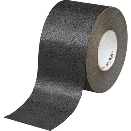 3M Safety-Walk Slip-Resistant Conformable Tape 510 Black 4 inch x 60 ft Roll