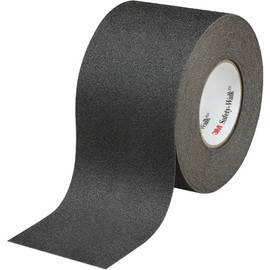 3M Safety-Walk Slip-Resistant General Purpose Tape 610 Black 4 inch x 60 ft Roll