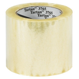 Label Protection Tape 3M 3765 5 inch x 145 yard Roll (8 Roll/Pack)