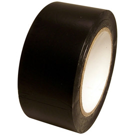 Black Vinyl Tape 2 inch x 36 yard Roll