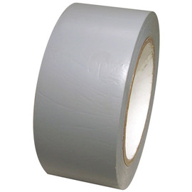 Gray Vinyl Tape 2 inch x 36 yard Roll