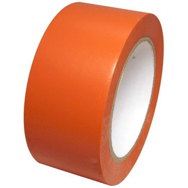 Orange Vinyl Tape 2 inch x 36 yard Roll