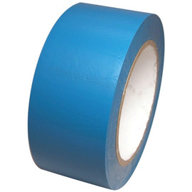 Sky Blue Vinyl Tape 2 inch x 36 yard Roll