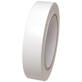 White Vinyl Tape 1 inch x 36 yard Roll