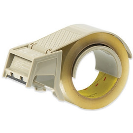 3M H122 - 2 inch Hand Held Carton Sealing Tape Dispenser