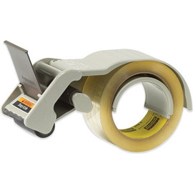 3M H192 - 2 inch Deluxe Carton Sealing Tape Dispenser