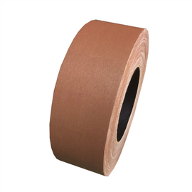 Brown Gaffers Tape Factory Seconds 2 inch x 50 yards (Black Core)