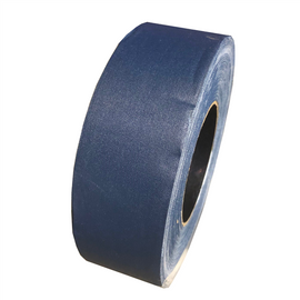 Dark Blue Gaffers Tape Factory Seconds 2 inch x 50 yards (Black Core)