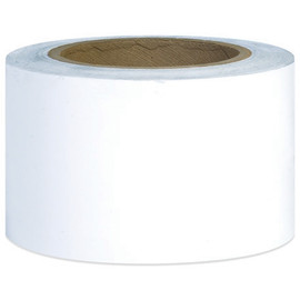 Bundling Stretch Film White 3 inch x 80 Gauge x 1000 ft Roll (18 Roll/Pack)