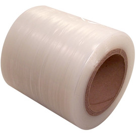 Bundling Film 5 inch x 80 Gauge x 1000 ft Roll (12 Roll/Pack)