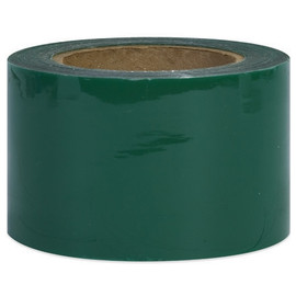 Bundling Stretch Film Green 5 inch x 80 Gauge x 1000 ft Roll (12 Roll/Pack)