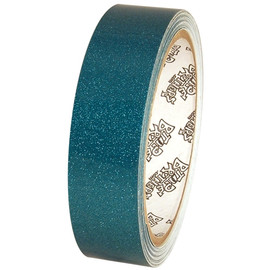 Tape Planet Mint 1 inch x 10 yard Roll Metallic Fleck Glitter PVC Tape