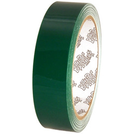 Tape Planet Transparent Green 1 inch x 10 yard Roll Premium Cast Vinyl Tape
