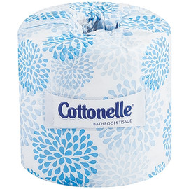 Kleenex Cottonelle 2-Ply Toilet Paper 4 9/100 inch x 4 inch Sheet (505 Sheet/Roll(60 Roll/Pack)