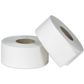 Bedford 2-Ply Jumbo Toilet Paper 3.31 inch x 1000 ft Roll (12 Roll/Pack)