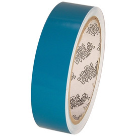 Tape Planet 3 mil 1 inch x 10 yard Roll Teal Outdoor Vinyl Tape