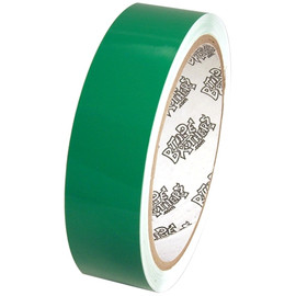 Tape Planet 3 mil 1 inch x 10 yard Roll Light Green Outdoor Vinyl Tape