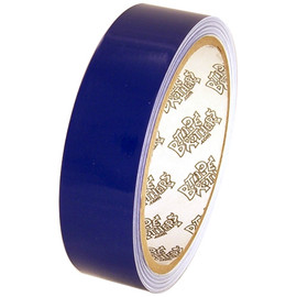 Tape Planet 3 mil 1 inch x 10 yard Roll Royal Blue Outdoor Vinyl Tape