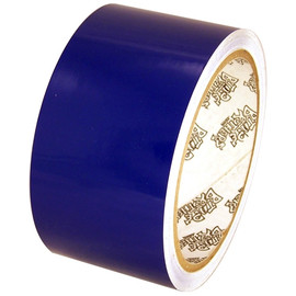 Tape Planet 3 mil 2 inch x 10 yard Roll Royal Blue Outdoor Vinyl Tape