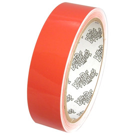 Tape Planet 3 mil 1 inch x 10 yard Roll Orange Outdoor Vinyl Tape