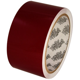 Tape Planet 3 mil 2 inch x 10 yard Roll Burgundy Outdoor Vinyl Tape