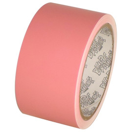 Tape Planet 3 mil 2 inch x 10 yard Roll Bubblegum Pink Outdoor Vinyl Tape