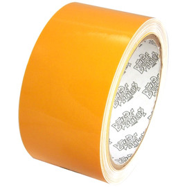 Tape Planet 3 mil 2 inch x 10 yard Roll Sunflower Yellow Outdoor Vinyl Tape