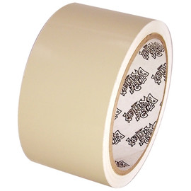 Tape Planet 3 mil 2 inch x 10 yard Roll Sand Outdoor Vinyl Tape (30 Roll/Pack)