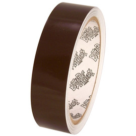 Tape Planet 3 mil 1 inch x 10 yard Roll Brown Outdoor Vinyl Tape