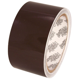 Tape Planet 3 mil 2 inch x 10 yard Roll Brown Outdoor Vinyl Tape
