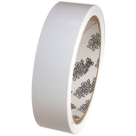 Tape Planet 3 mil 1 inch x 10 yard Roll White Outdoor Vinyl Tape