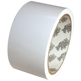 Tape Planet 3 mil 2 inch x 10 yard Roll White Outdoor Vinyl Tape