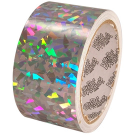 Tape Planet Sparkle Confetti 24 inch x 50 yard Metalized Polyester Tape