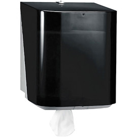 Kimberly-Clark Professional Insight Senior Center Pull Towel Dispenser Black