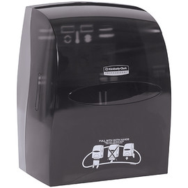 Kimberly-Clark Hands-Free 8 inch Roll Towel Dispenser 16 inch x 13 inch x 10 inch