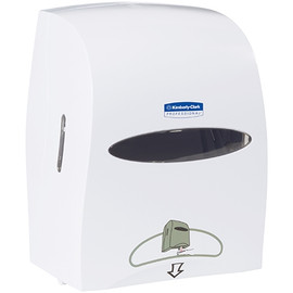 Kimberly-Clark Automatic Paper Towel Dispenser White 16 inch x 13 inch x 10 inch