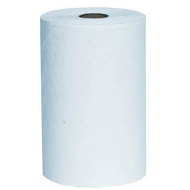 Bedford White Hard Wound Roll Towels 8 inch x 350 ft (12 Per/Pack)