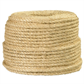Sisal Rope 1/2 inch x 500 ft Roll
