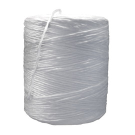 Polypropylene Tying Twine 1-Ply, 145 lb, 1800 ft