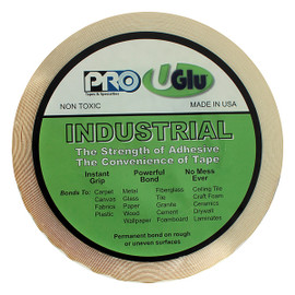 UGlu industrial Roll 3/4 inch x 65ft with liner