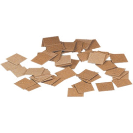 VCI Paper Sheets 30 lb. 1 inch x 1 inch Chips (25000 Per/Pack)