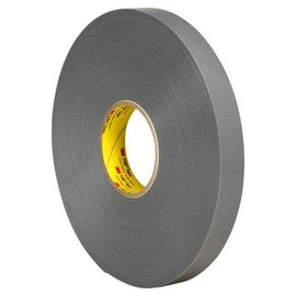 3M 4943F VHB Tape Gray 1 inch x 5 yard Roll (45 Mil)