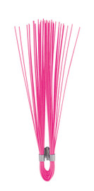Marking Whiskers 6 inch Pink Glo (1000 Peace/Pack)