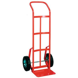 Continuous Handle Heavy-Duty Steel Hand Truck