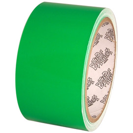 Tape Planet Fluorescent Green 2 inch x 10 yards Premium Cast Vinyl Tape