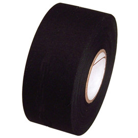 "Black Cloth Hockey Stick Tape 2"" x 25 yard Roll"