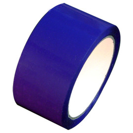 "Blue Carton Sealing Tape 2"" x 110 yard Roll 2.0 mil (36 Roll/Case)"