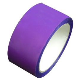 "Purple Carton Sealing Tape 2"" x 55 yard Roll 2.0 mil (36 Roll/Case)"