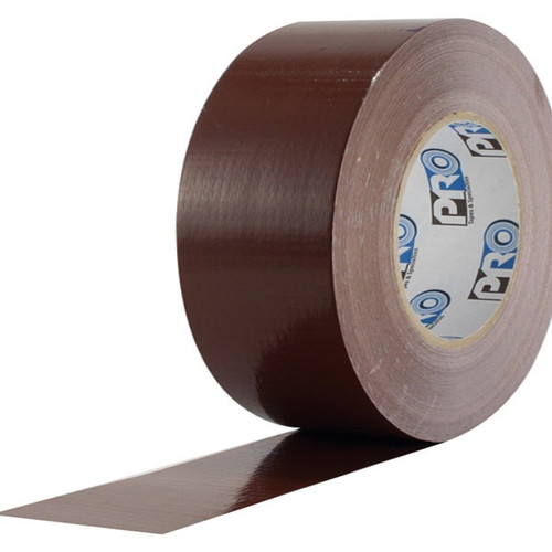 Pro Duct 120 Premium 3 inch x 60 yard Roll (10 mil) Brown Duct Tape